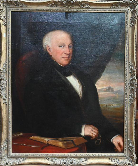 Early 19th century English school - oil on canvas - Image 2 of 3