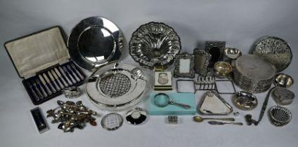 Various electroplated wares