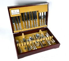 Canteen of epns and stainless steel Dubarry flatware and cutlery
