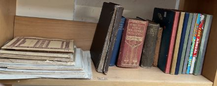 Mrs Beeton's book of Household Management 1915 together with other cookery books,