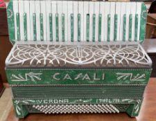 A Casali Verona piano accordion,
