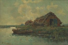 Bernardus Franciscus Coesel (Dutch, 1886 - 1952)