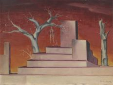 Harvey Gregory Prusheck (Slovenian/American, 1887 - 1940)