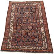 Hand Knotted Turkoman Carpet
