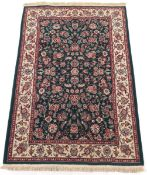 Very Fine Hand Knotted Kashan Carpet