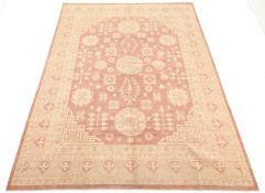 Hand Knotted Farhan Carpet