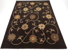 Hand Knotted Tabriz Carpet