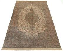 Very Fine Semi-Antique Hand-Knotted Kaiseri Carpet