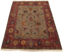 Fine Nepalese Carpet, Imported by Tufenkian Co.