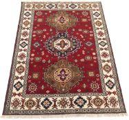 Very Fine Hand-Knotted Tabriz Carpet