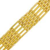 RUSSIAN GOLD BRACELET