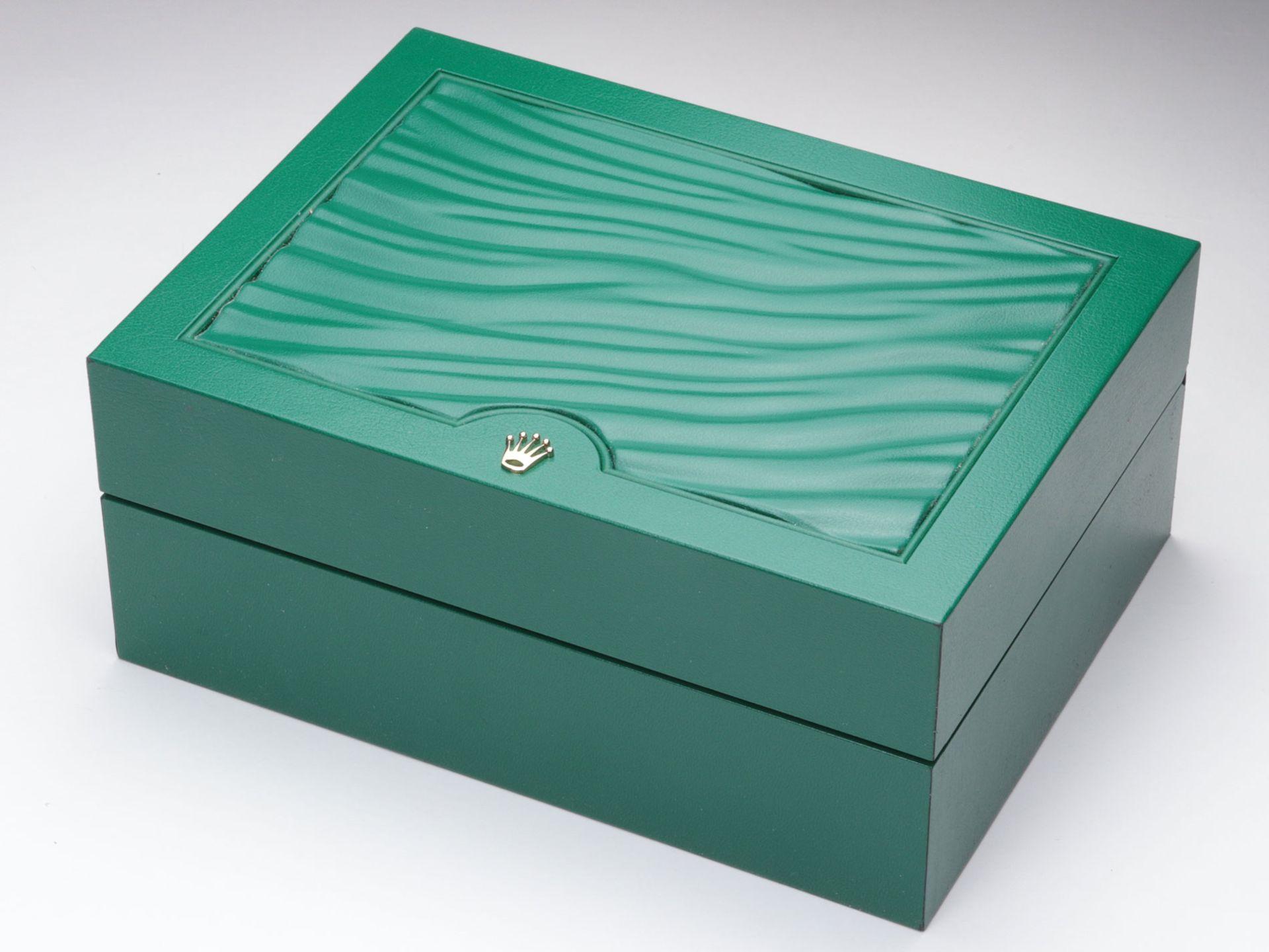 Rolex - Herrenarmbanduhr Roségold 750, Rolex Day-Date Oyster Perpetual, Superlative C - Image 8 of 17