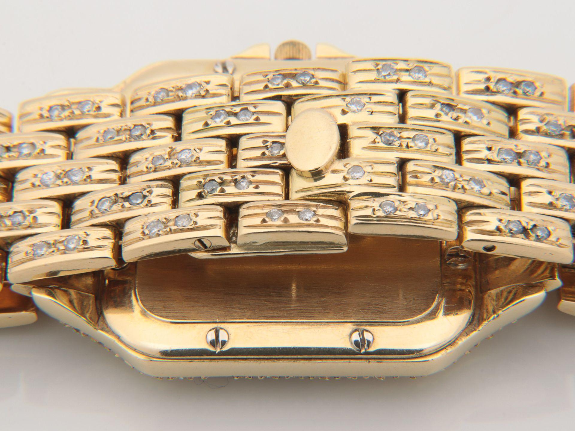 Cartier - Damenarmbanduhr - Image 6 of 14