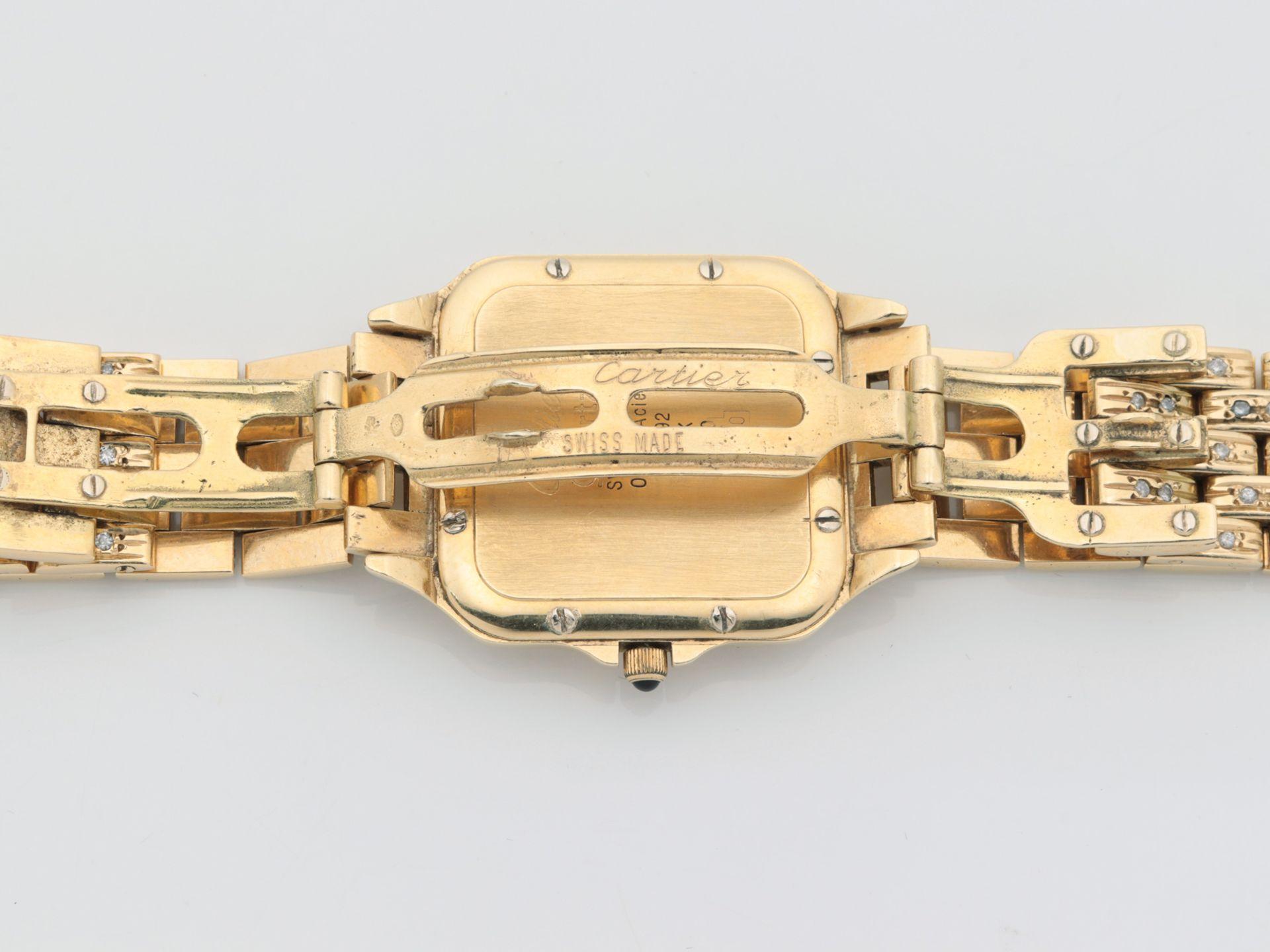 Cartier - Damenarmbanduhr - Image 8 of 14