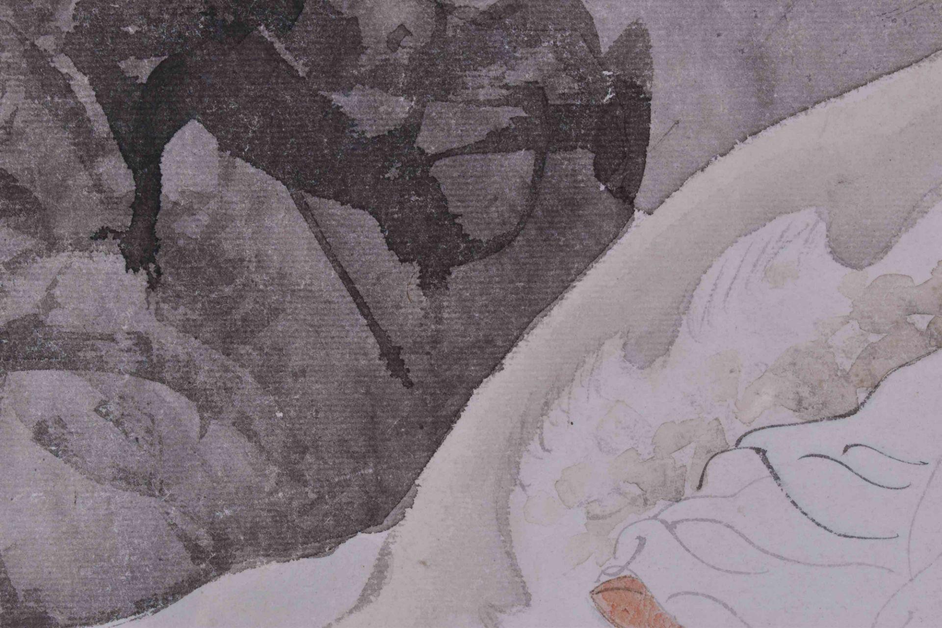 Zhang Zujiän Chinese artist of the 19th century - Image 4 of 6