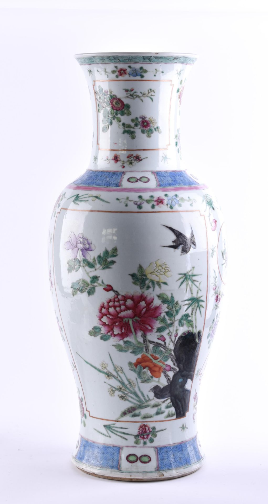 Vase China Qing period
