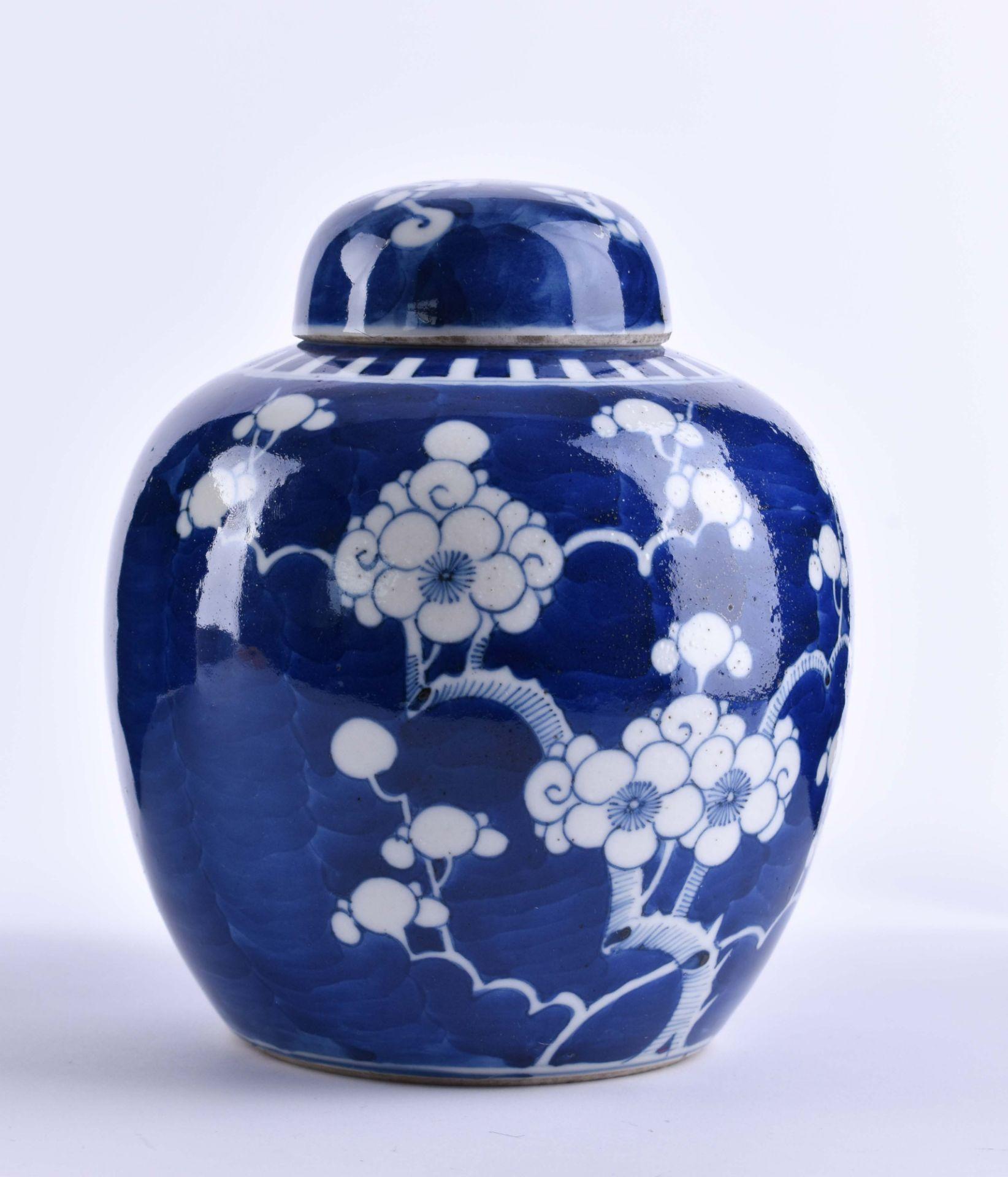 Ginger pot China Qing period - Image 5 of 7