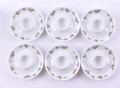 Egg cups Rosenthal Classic Rose