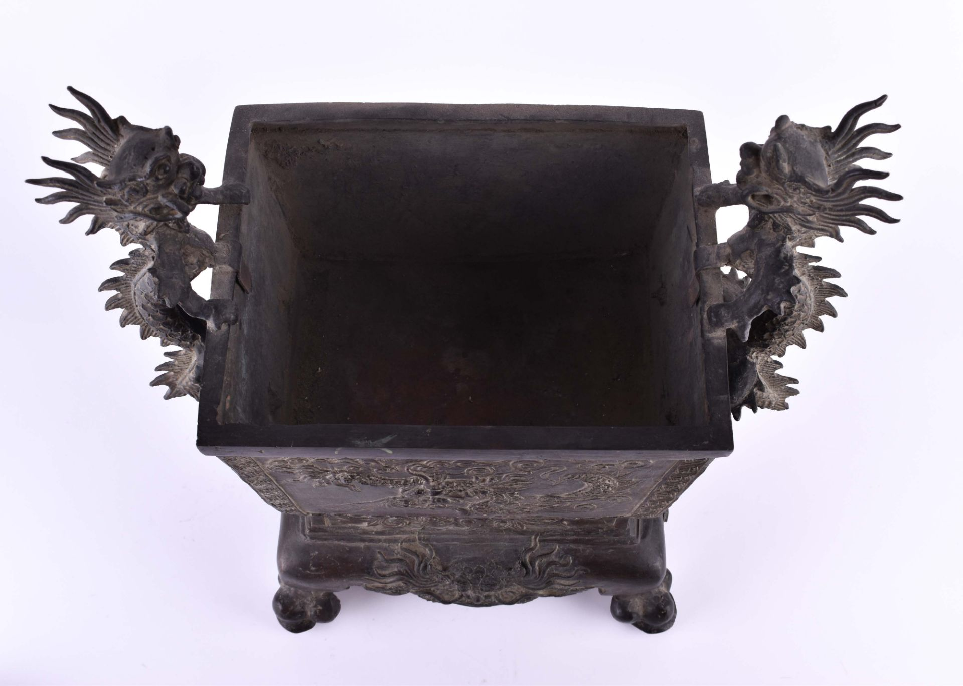 Temple incense burner Southern China, 18th century - Image 5 of 8