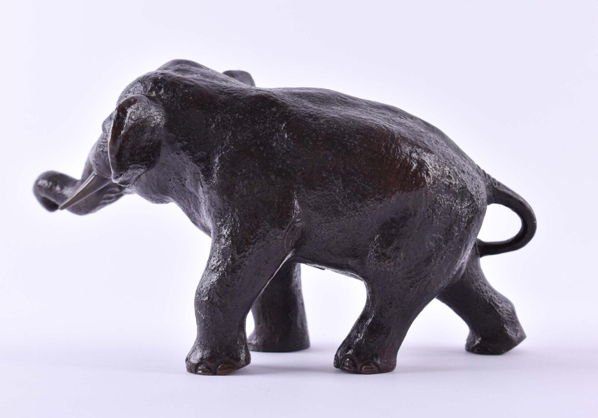 Elefant Bronze - Image 4 of 5