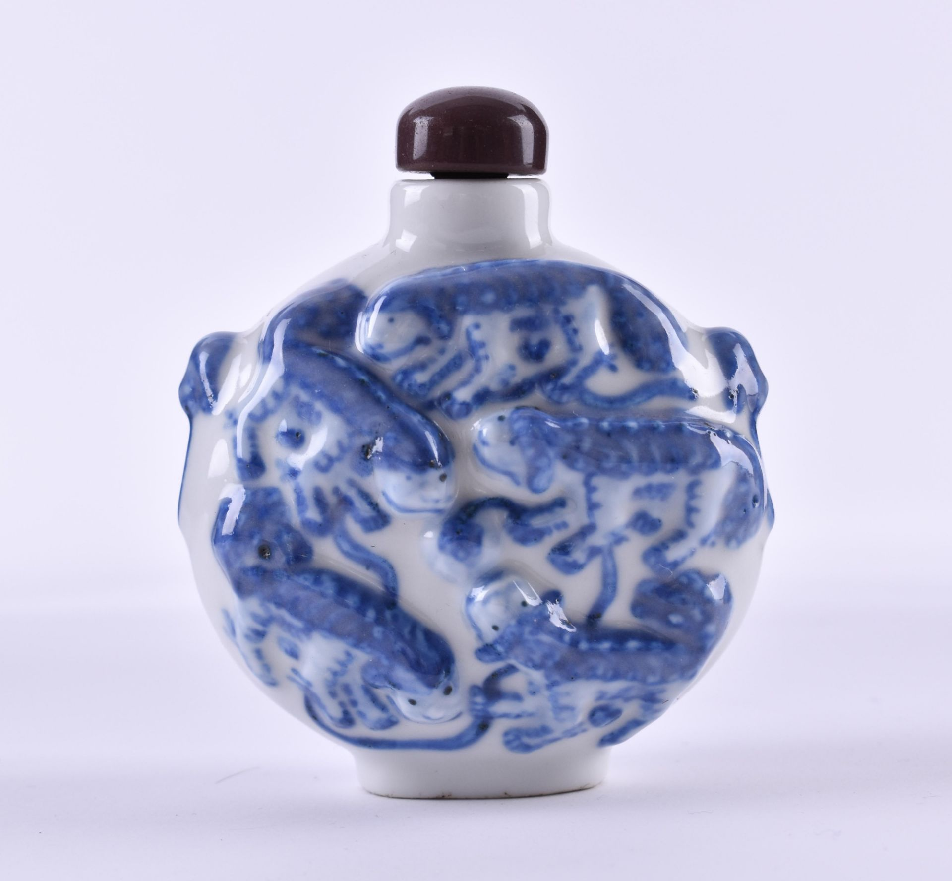 Snuffbottle China Qing dynasty