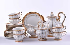 Tea set Meissen