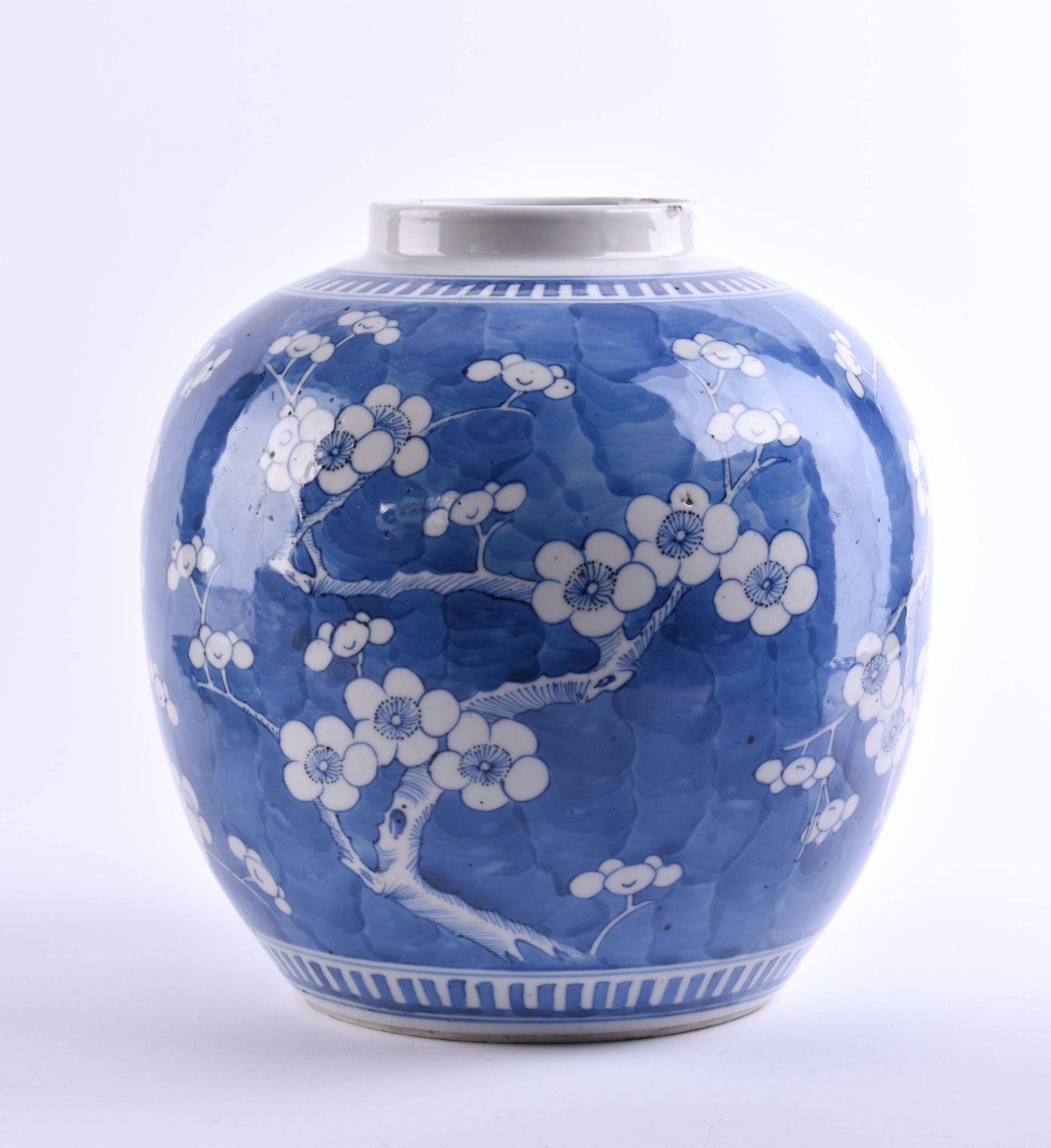 Ginger pot China Qing period - Image 2 of 4