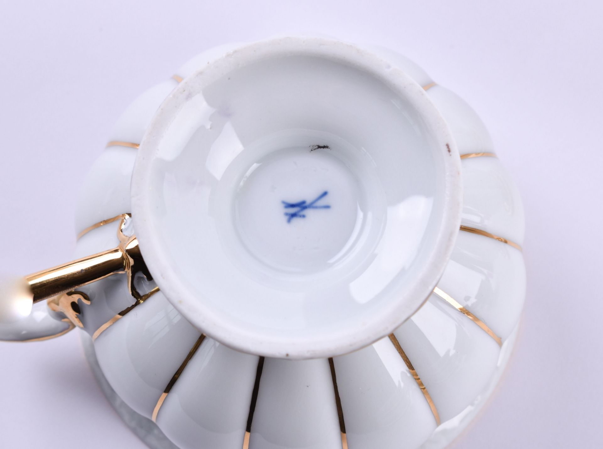 6 coffee sets Meissen - Image 3 of 5