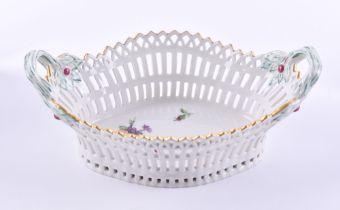 Basket bowl KPM