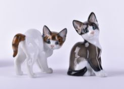 Two animal figures Rosenthal