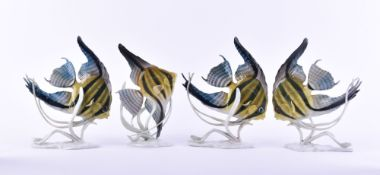 A group of porcelain figures Rosenthal classic