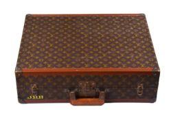 Louis Vuitton vintage suitcase 1950s / 1960s