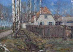 Wilhelm C. PURVIT (1872-1945)