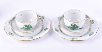 2 coffee sets Herend