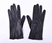 Women's leather gloves Hermes Paris