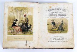 Wanderungen für die JugendTheodor Dielitz, m. 8 fein colorirten Bildern v. Th. Hosema
