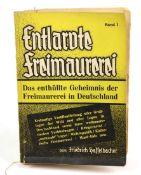 Entlarvte FreimaurereiBand 1 - Das enthüllte Geheimnis der Freimaurerei in Deutschlan