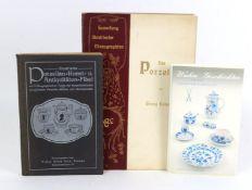 Das PorzellanSammlung illustrierter Monographien, 6. Band, Georg Lehnert, m. 260 Abb.