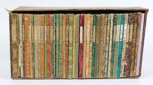 Konvolut von 41 Bändchender Insel-Bücherei mit. Bibliographie der Insel-Bücherei 19