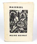 Meine HeimatHundert Holzschnitte von Franz Masereel, Verlag Rütten & Loening, Berlin,