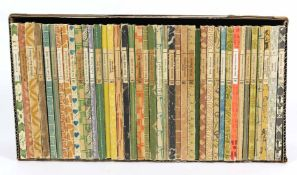 Konvolut von 42 Bändchender Insel-Bücherei mit, 1.1B Rilke, 4.2 Liebeslieder, 17.1A