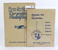 Der praktische ModellfliegerDas Bastelbuch für Modellflugzeugbau, Ing. Fritz Thiele,