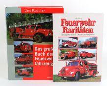 Das große Buch der Feuerwehrfahrzeugeeine hundertjährige Entwicklungsgeschichte in B