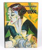 Die Künstlergruppe BrückeFelicitas Tobien, Artbook International, 1987 Berghaus Verl