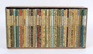 Konvolut von 45 Bändchender Insel-Bücherei mit, 30.2 Rilke, 95.3B Holbein, 108.2A Re