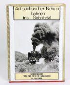 Auf sächsischen Nebenbahnen ins SebnitztalSonderfahrt zum Tag des des Eisenbahners, 1