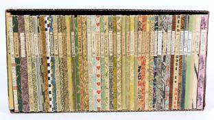 Konvolut von 47 Bändchender Insel-Bücherei mit, 66.2 Struwwelpeter, 95.3B Holbein, 1