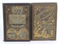 Töchter-Album 1893 u.a.Unterhaltungen im häuslichen Kreise zur Bildung des Verstande
