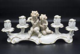 Figürlicher Kerzenleuchter / A figural candleholder, Karl Tutter, Hutschenreuther, Selb, 20. Jh.