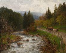 Albert Ernst Mühlig, Aus dem Schwarzwassertal